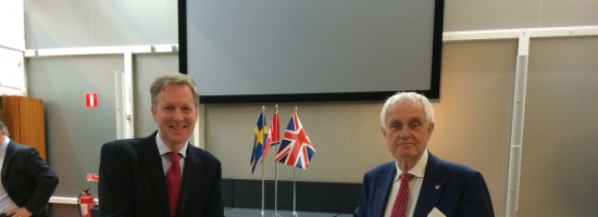 """Update UK foreign policy – Reflections of Sweden"", 13 January 2016"